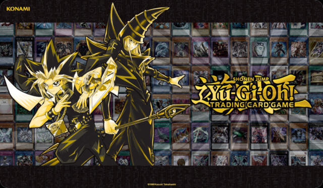 Konami Yu-Gi-Oh! Golden Duelist Collection Playmat