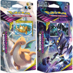 Pokemon Sun & Moon SM11 Unified Minds Theme Decks: Set of 2