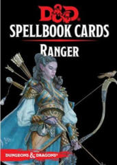 Dungeons & Dragons 5th Edition Spellbook Cards: Ranger