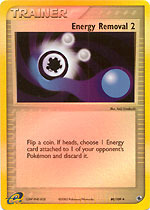 Energy Removal 2 - 80/109 - Uncommon - Reverse Holo