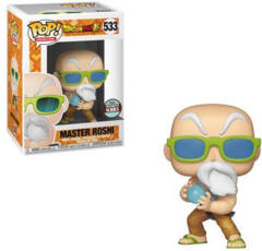 POP! Animation: Dragon Ball Super - Master Roshi (Full Power) #533 - Funko Specialty Series