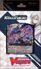 Cardfight!! Vanguard VGE-V-TD07 Kouji Ibuki Trial Deck