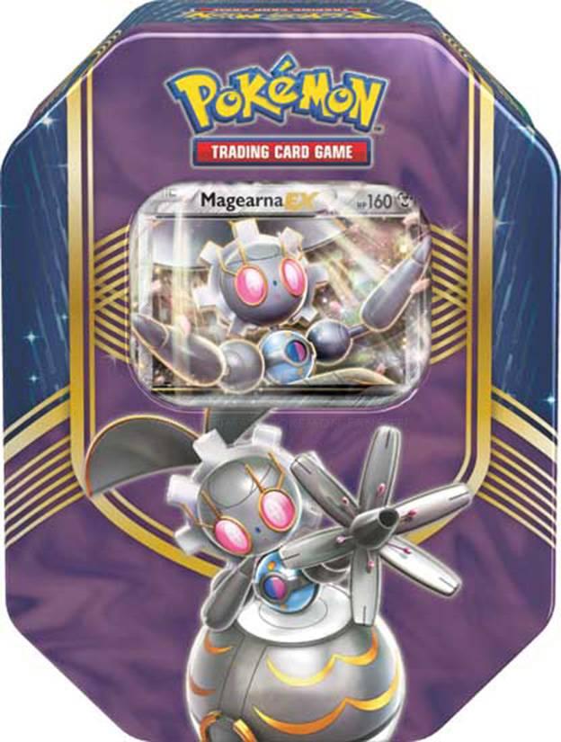 Pokemon Battle Heart Tin: Magearna EX