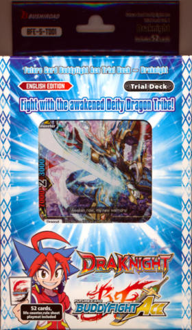 Buddyfight Trading Card Game Miracle Impact Playmat New