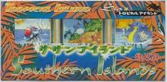 Japanese Pokemon Southern Islands Set - Sea