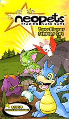 Neopets Card Game TCG Base Set Two Player Starter
