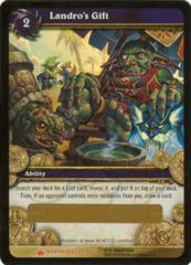 Landro's Gift Loot Card