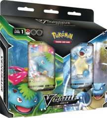 Pokemon V Battle Deck BUNDLE - Venusaur VS Blastoise