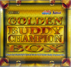 Buddyfight BFE-D-SS03 Golden Buddy Champion Box