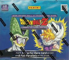 Panini DragonBall Z Awakening Booster Box