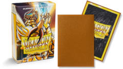 Dragon Shield Matte Japanese Mini-Size Sleeves - Gold - 60ct