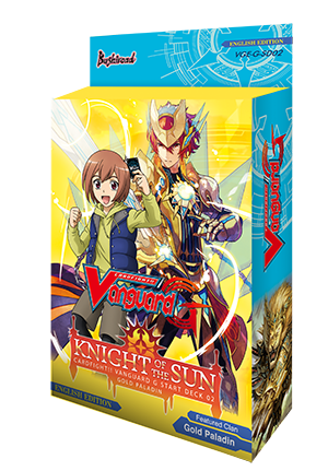 VGE-G-SD02 Knight of the Sun Start Deck