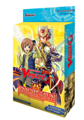 Cardfight!! Vanguard VGE-G-SD02 Knight of the Sun Start Deck