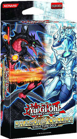 Yu-Gi-Oh Structure Deck: Dragons Collide - Unlimited Edition