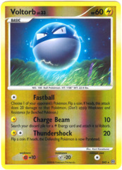Voltorb - SH3 - Secret Rare Reverse Holo