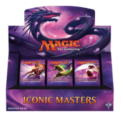 MTG Iconic Masters - Booster Box (TCG)