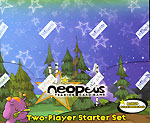Neopets Card Game TCG Base Set Two Player Starter Box