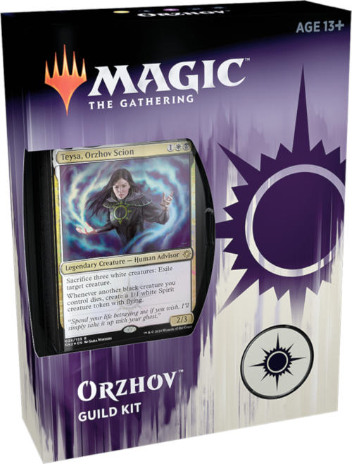 Mtg Ravnica Allegiance Guild Kit Orzhov Magic Products Mtg Intro Starter Theme Decks Collector S Cache One of my favorite tribal types in all of magic: collector s cache