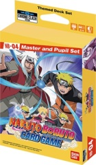 Naruto Boruto Card Game NB-04 - Master and Pupil Set