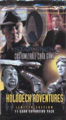 Star Trek CCG Holodeck Adventures Booster Pack