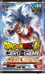 Dragon Ball Super Card Game DBS-B04