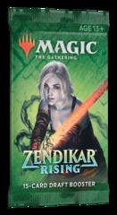 Zendikar Rising Draft Booster Pack