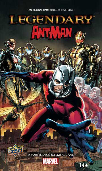 Legendary: A Marvel DBG - Ant-Man Expansion