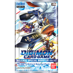 Digimon TCG - Release Special Booster Pack Ver 1.0