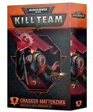Kill Team - Crasker Matterzhek Genestealer Cults Commander Set