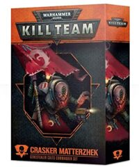 Kill Team - Crasker Matterzhek Genestealer Cults Commander Set