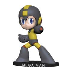 Icon Heroes Polystone Bobblehead - Mega Man Thunder Wool