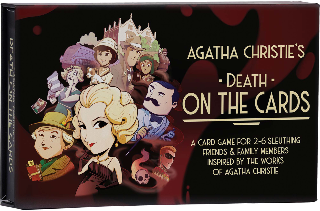 Agatha Christies Death on the Cards