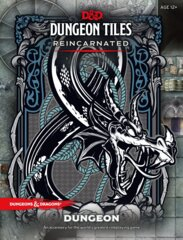 Dungeons & Dragons 5E Dungeon Tiles Reincarnated Dungeon