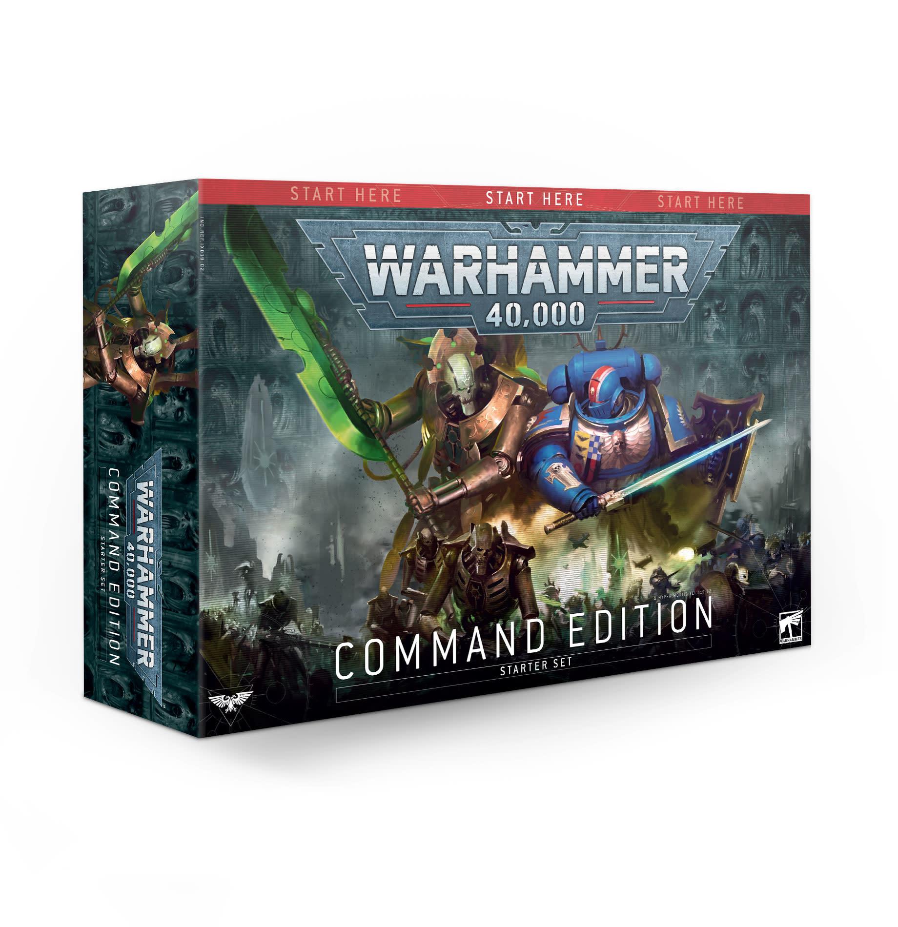 Starter Set - Command Edition