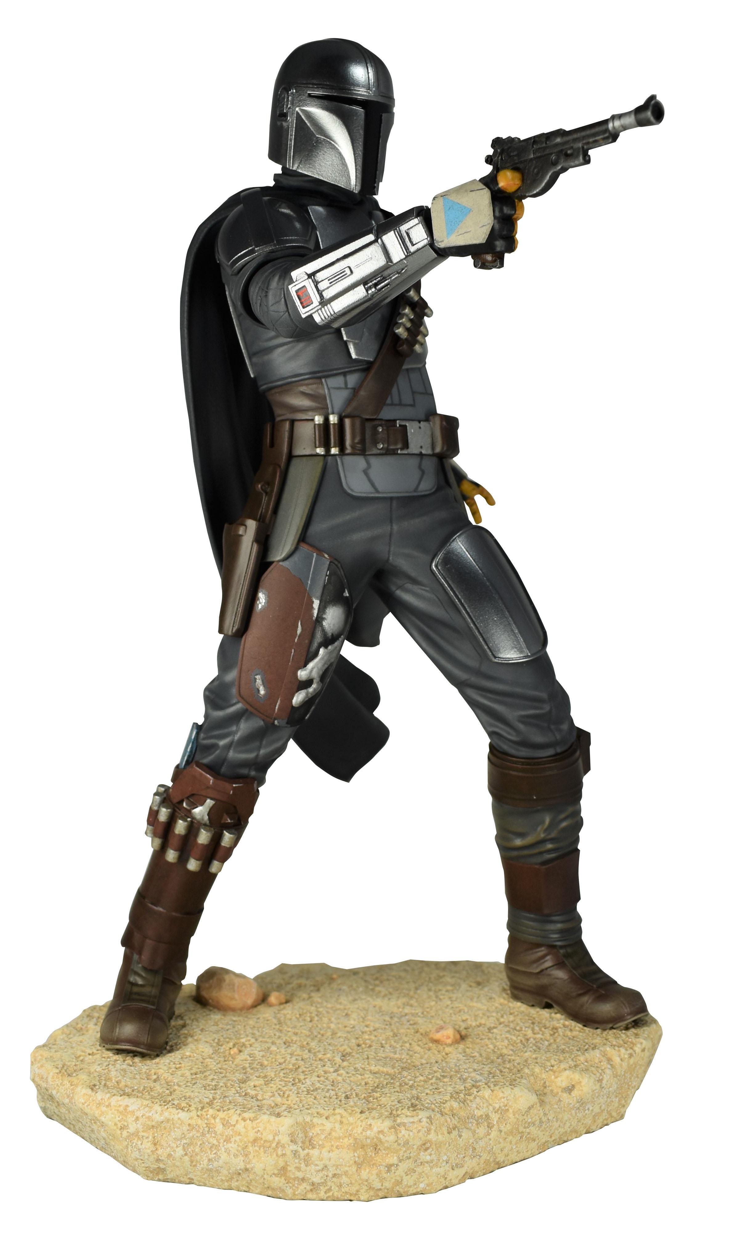 Star Wars Premier Collection - The Mandalorian Mk2 (Beskar Armor) Statue