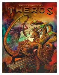 Dungeons & Dragon 5E - Mythic Odysseys of Theros Alt Cover
