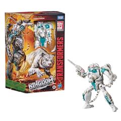 Transformers Generations War for Cybertron: Kingdom - Tigatron