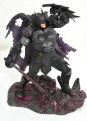 DC Gallery - Dark Nights Metal - Armored Batman PVC Statue