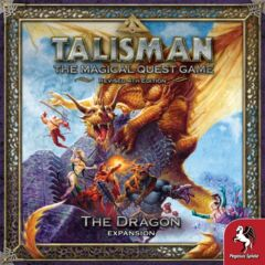 Talisman (Revised 4th Edition) - The Dragon Expansion