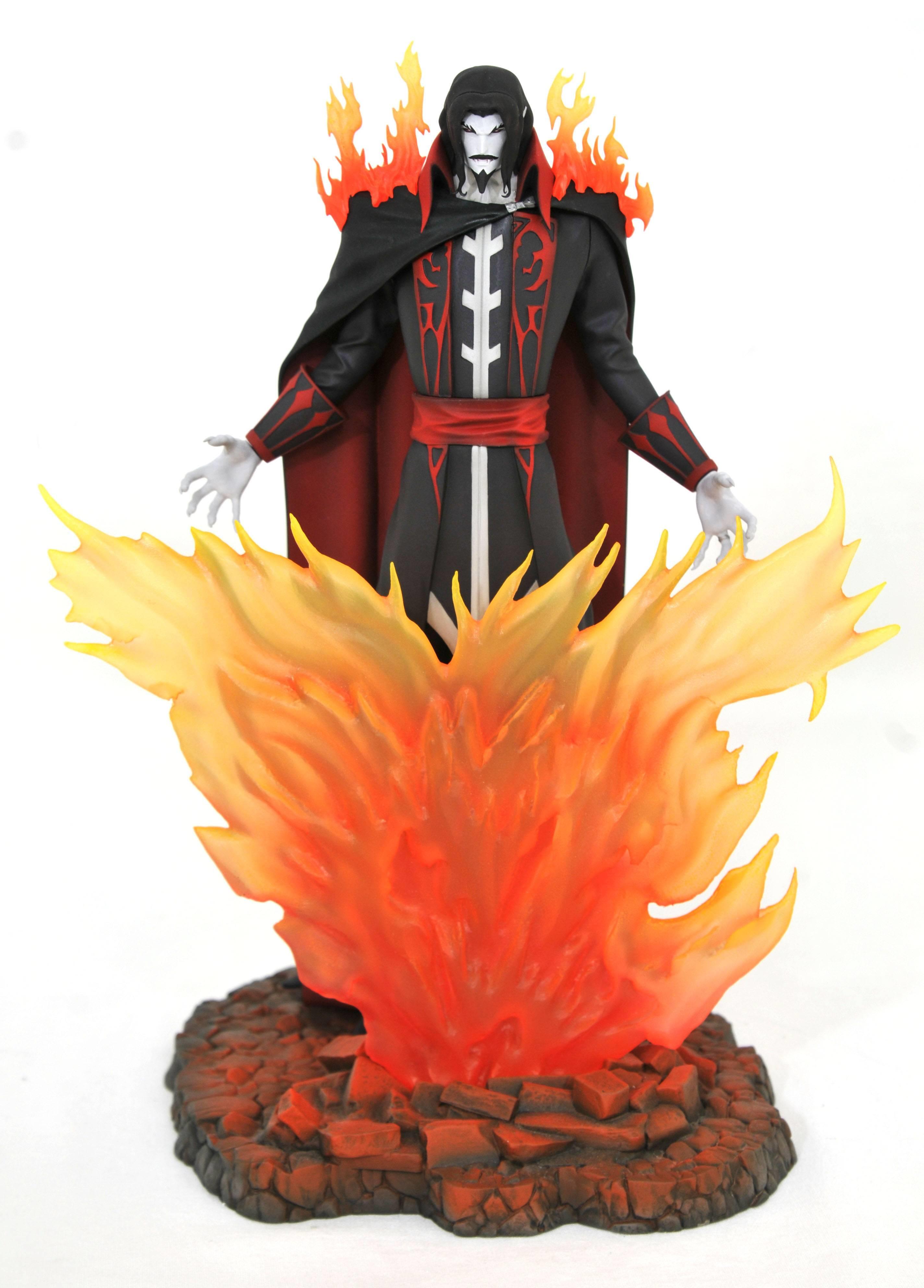 Castlevania Gallery - Dracula PVC Statue