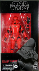 Star Wars - The Black Series #106 - Sith Jet Trooper Action Figure