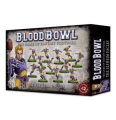 Blood Bowl - The Elfheim Eagles Elven Union Blood Bowl Team