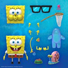 SpongeBob Squarepants Ultimates! - SpongeBob SquarePants Action Figure