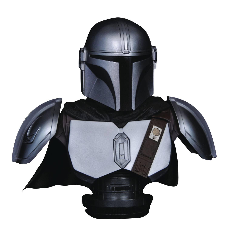 Legends In 3D - Star Wars - Mandalorian Mk IV 1/2 Scale Bust