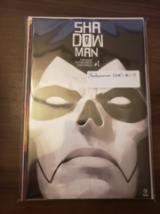 Shadowman (2018) #1-11 (full series by Andy Diggle)