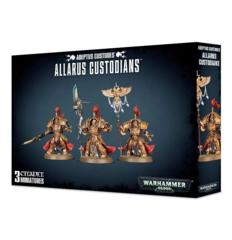 Adeptus Custodes - Allarus Custodians