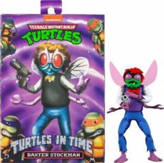 Teenage Mutant Ninja Turtles - TMNT Turtles in Time - Baxter Stockman Ultimate 7in Action Figure