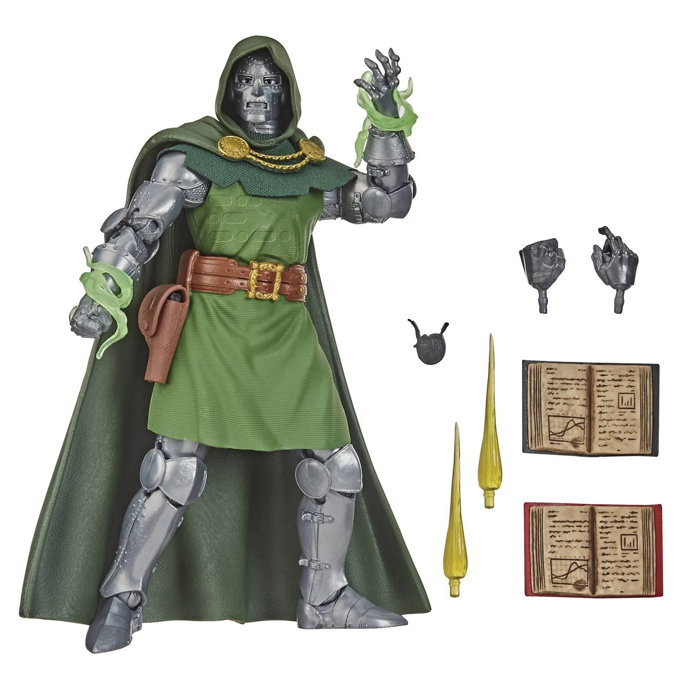 Marvel Legends - Fantastic Four Vintage - Dr Doom Variant 6in Action Figure