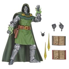 Fantastic Four Vintage - Dr Doom Variant 6in Action Figure