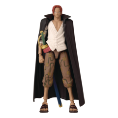 Anime Heroes - One Piece: Shanks 6.5 Inch Action Figure